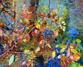 Leafy Pattern