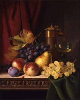 Fruit and Flagon