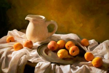 Homage to Cezanne