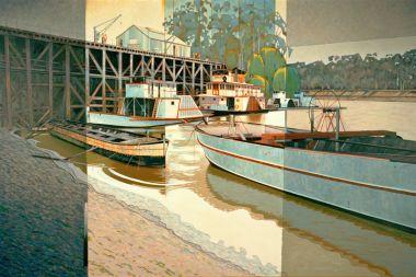 Paddle Steamer 2