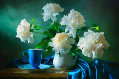 Scent of Tea and Roses